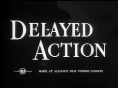 Delayed Action 1954 DVD - Robert Ayres / June Thorburn